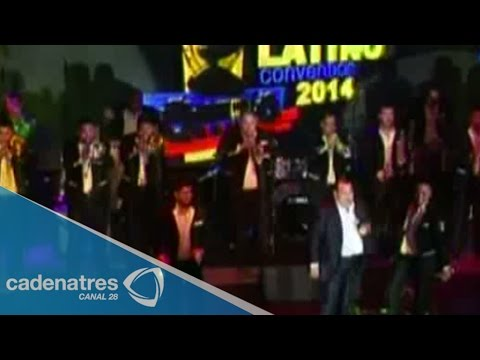 Finaliza en Los Ángeles Convención de música grupera 2014