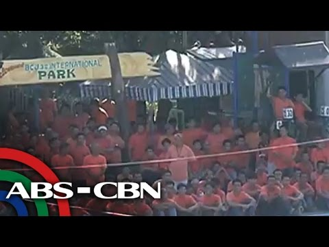 Bilibid inmates wish for Pope Francis visit