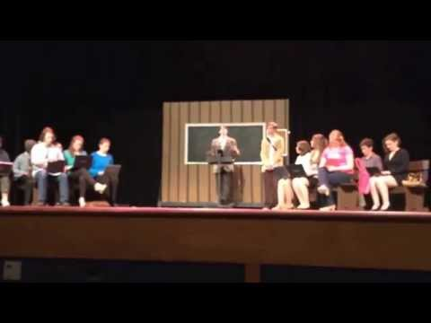 Copy of Legally Blonde Act 1 First Flight High School 03/28/2014
