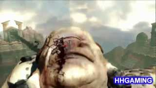 God of War Ascension - multiplayer gameplay Boss online battle GOW 4 official teaser