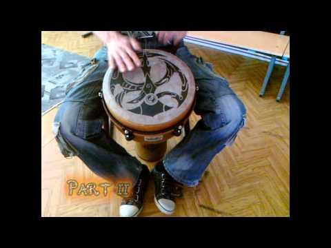 Djembe Rhythm - Fanga