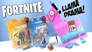 Fortnite Toys Action Figures Llama Drama Loot Piñata 2018 Jazwares
