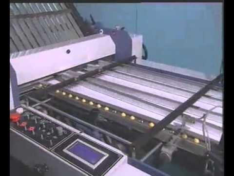 Комбинированная фальцевальная машина purple magna zyhd 660
