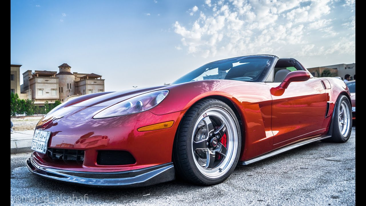 Corvette C6 Vs Corvette Zo6 Youtube
