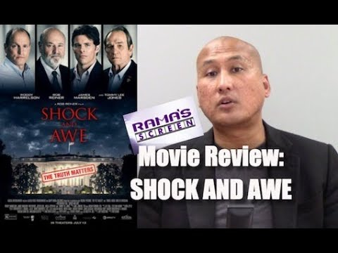 My Review Of 'SHOCK AND AWE' | Way Too Preachy