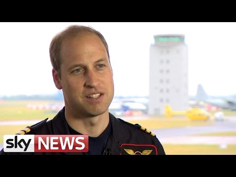 Prince William On Work, Royal Duties And Family Life