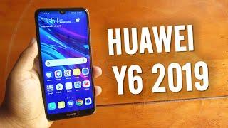Huawei Y6 2019 review, lo MEJOR y lo PEOR