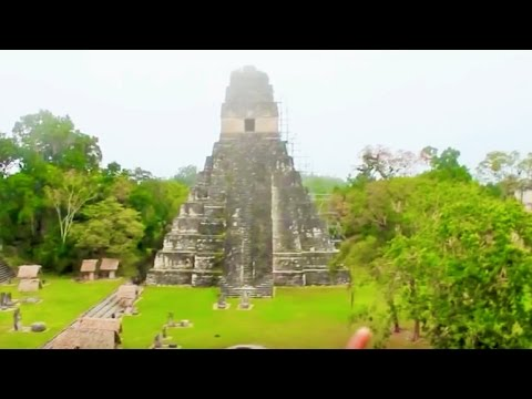 Tikal, Guatemala with kids - The REAL Magic Kingdom