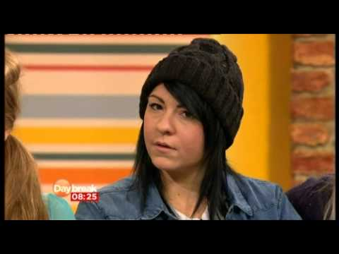 X FACTOR 2012 - TULISA CONTOSTAVLOS INTRODUCES HER FINAL 3 ON DAYBREAK (HD)