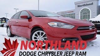 Walk Around 2013 Dodge Dart Limited | Northland Dodge | Auto Dealership in Prince George BC