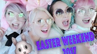 Celebating Easter in the Cemetery? Not Clickbait! | Stephanie Michelle