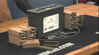 Brownells - 5.56 mm 62 gr 420-Round Ammo Can