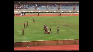 Ugandas try vs Kenya WRWCQ Elgon cup - 15 June 2013