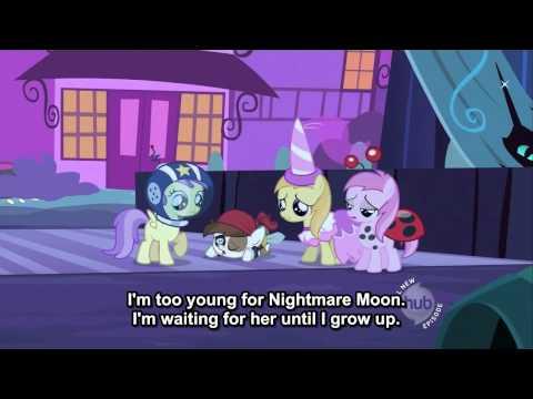 My Little Pony Backwards Hentai Tv-ma Princess Luna's Condition video