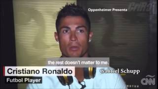 Cristiano Ronaldo Goes Crazy After Being Asked About Fifa (3/8/2015)