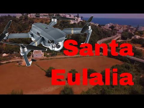 IBIZA - Santa Eulalia ( Mavic Pro )