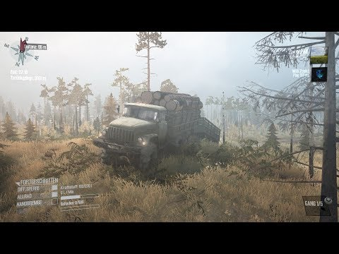 MudRunner - Spintires == So Lustig...... == Team-MP/PC/AUT/GER