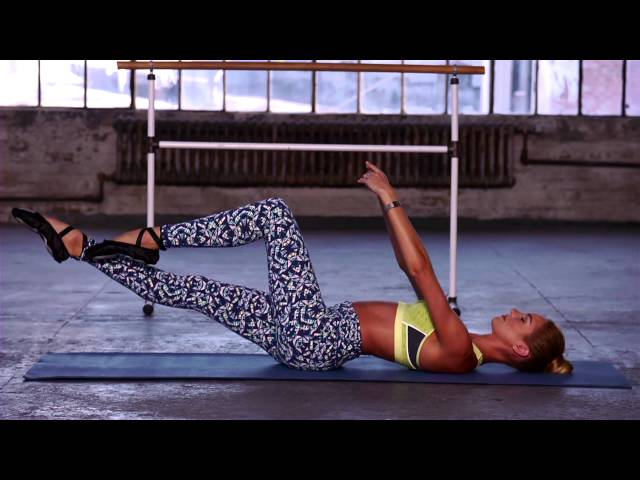 Train Like An Angel 2014 Teaser:  Candice Swanepoel