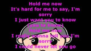 Boyz II Men Video - Boyz II Men Hard To Say I'm Sorry lyrics