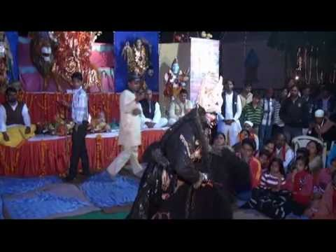 MAA MAHA KAALI Ka Tandav By Master Sunil With RAJU UTTAM & PARTY...