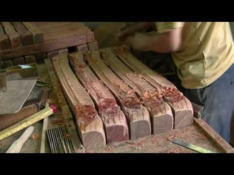 China Furniture and Arts -- Rosewood Furniture: The Process and the Making