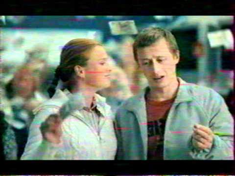 Реклама 1 канал, декабрь 2004