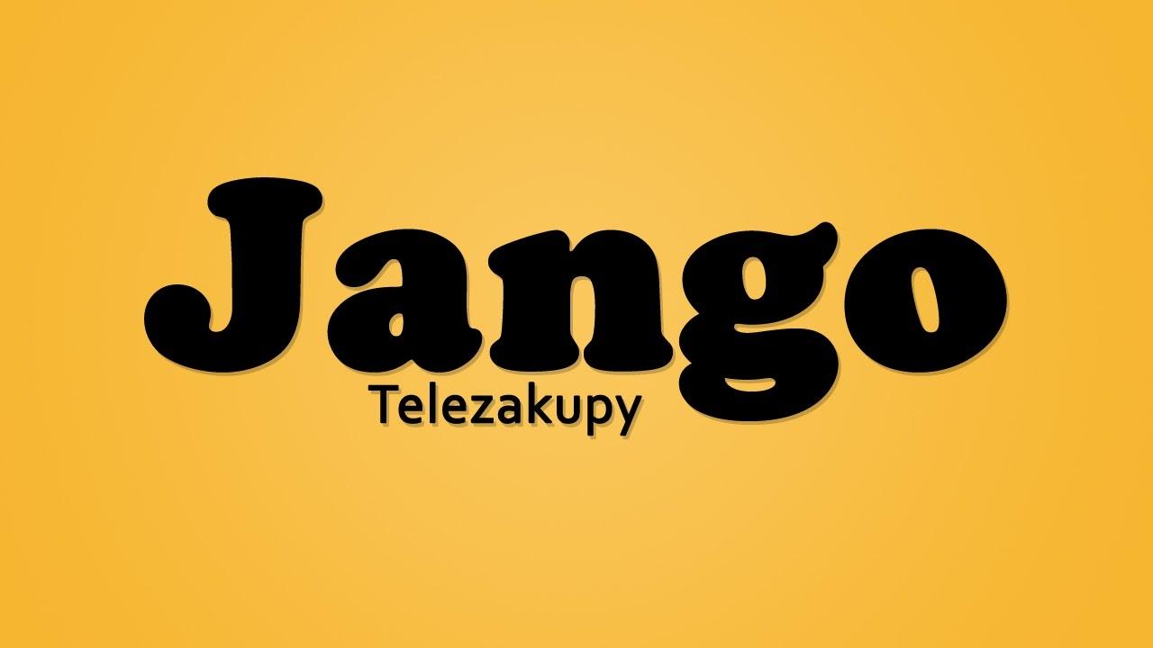 Telezakupy JANGO - Parodia