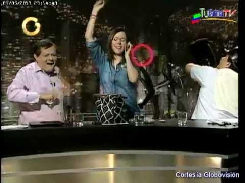 Carla Angola Kico y Roland parodian la cadena nacional  de radio y television sobre sucesos en la AN