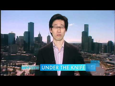 Video - Dr. Gavin Chan on the Kerri-Anne show