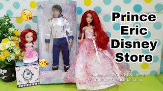 Mainan Anak Perempuan Barbie Duyung Ariel Eric Disney Store- Koleksi Barbie dan Ken Bahasa Indonesia