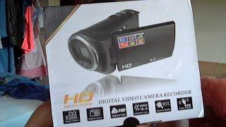 Unboxing HD Digital Video Camrea Recorder 16 MegaP