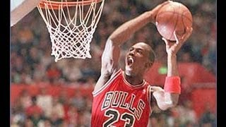Michael Jordan's Top 10 Game Dunks