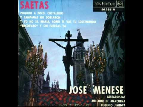 José Menese - Las campanas no doblaron (Saeta)