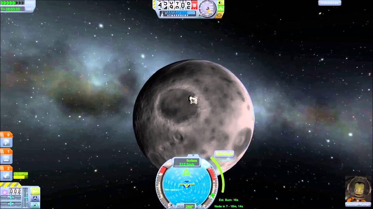 Kerbal Space Program - New Demo & Mun Landing Tutorial ...