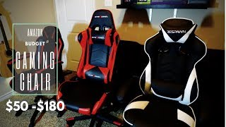 *BEST* BUDGET GAMING CHAIRS ON AMAZON 2019! (FULL REVIEW)