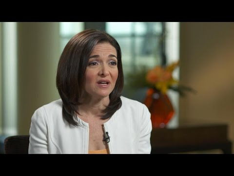 Sheryl Sandberg Interview on New 'Lean In' Campaign