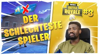 DER SCHLECHTESTE FORTNITE SPIELER DER WELT | Teamnice | Fortnite Battle Royale