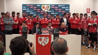 Comunicado del Rayo Vallecano