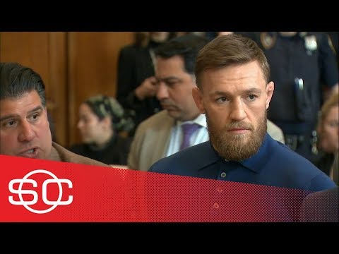 Conor McGregor released after posting $50K bail | SportsCenter | ESPN