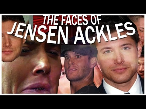 36 Epic Jensen Ackles Faces From Supernatural
