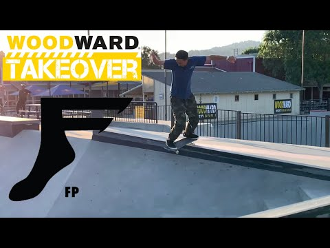 Woodward Takeover 2019