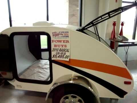 Teardrop Trailers by Little Guy RV Camping Ohio RV Dealers with RV loans