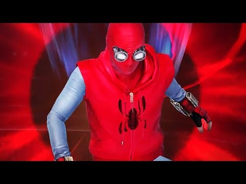 Spider-Man Homecoming - HOMEMADE SUIT | MARVEL: Future Fight