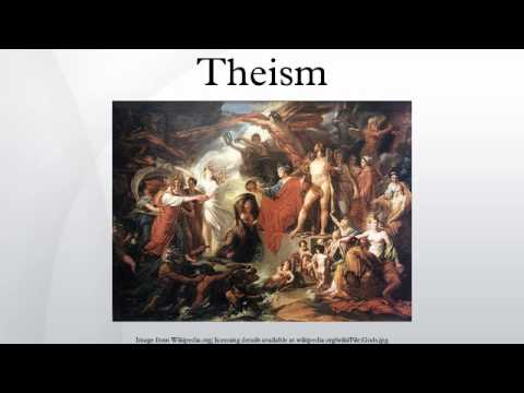 classical theistic conception Classical conception of god seem rather absurd he calls the coexistence of mccormick's thesis is a single consistent classical theist to formulate a con.