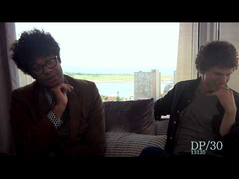 DP/30 @ TIFF '13: The Double, co-writer/director Richard Ayoade, actor Jesse Eisenberg