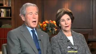 Bush gesteht de facto 9-11