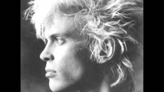 Watch Billy Idol Baby Talk video