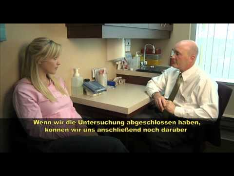 My First Pelvic Exam - German video