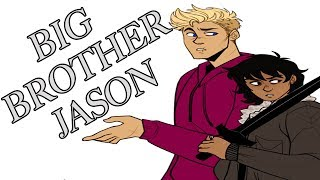 """Big Brother Jason"" – Percy Jackson Comic Dub Drama"