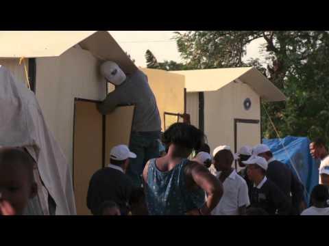 USTC360 No09 Haiti Transition Shelter